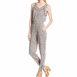 NEW floral jumpsuit Lucky Brand
